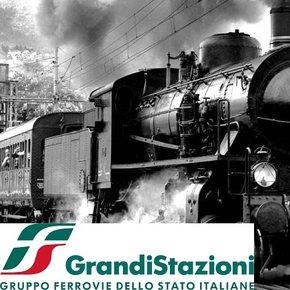 Stazione dei treni di trento, 29 aprile 2006